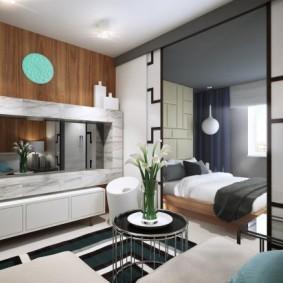 гостиная комната 20 кв м дизайн