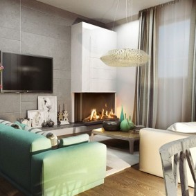 гостиная комната 20 кв м идеи варианты
