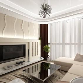 гостиная комната 20 кв м виды декора