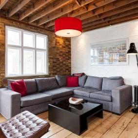 гостиная комната 20 кв м идеи дизайн