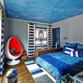 комната для парня виды фото