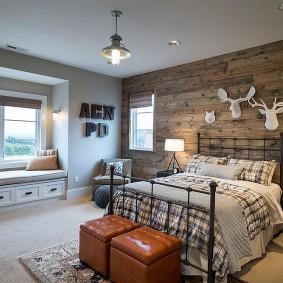 комната для парня виды дизайна