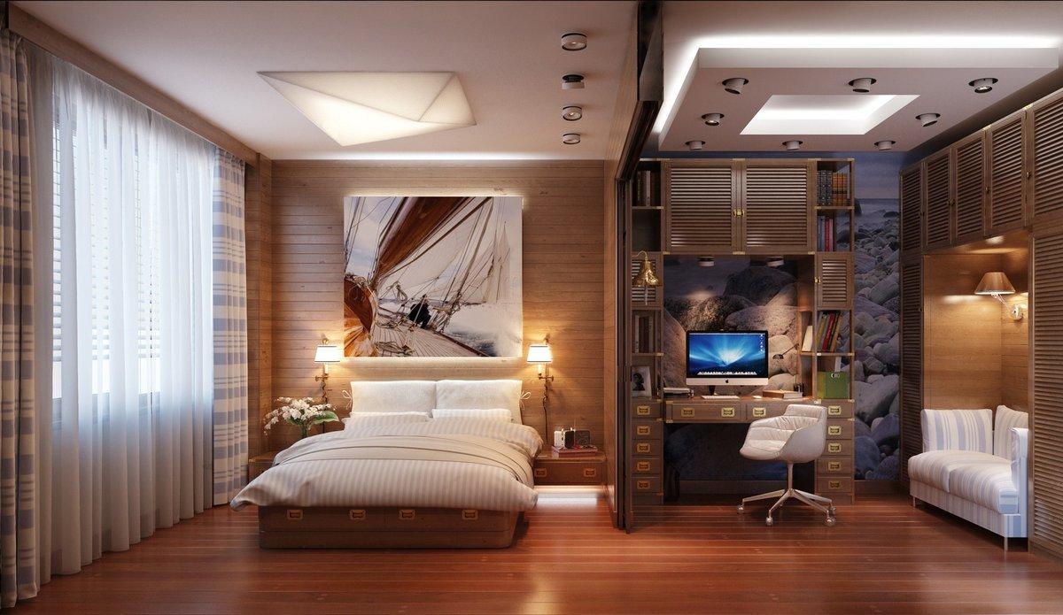 комната для юноши 16 лет фото