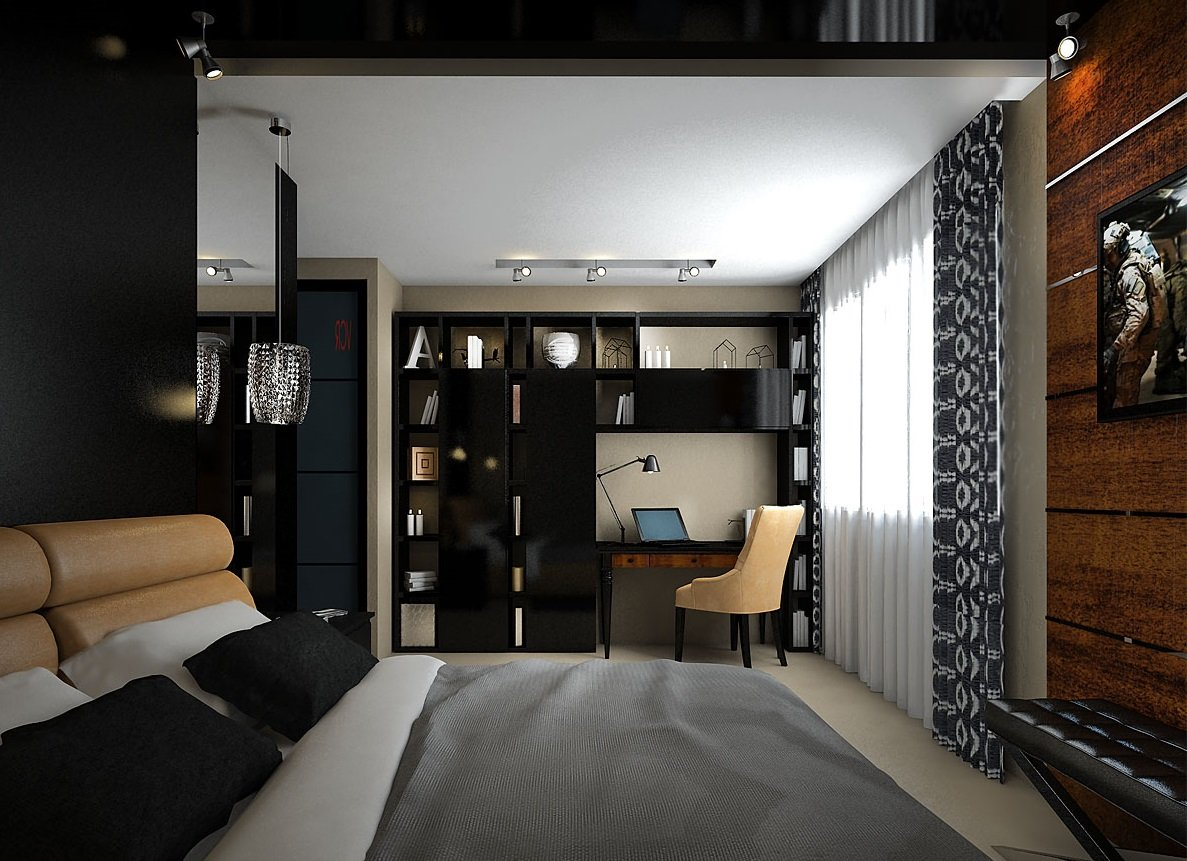 комната для юноши фото дизайн