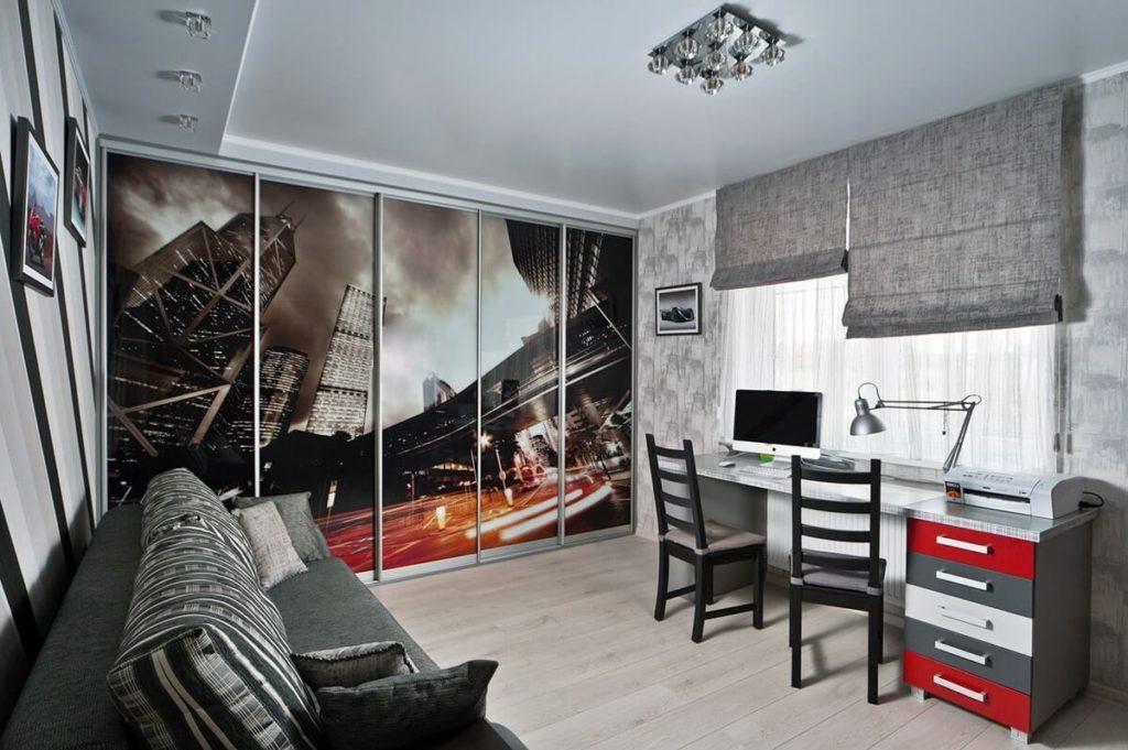 комната для юноши фото идеи