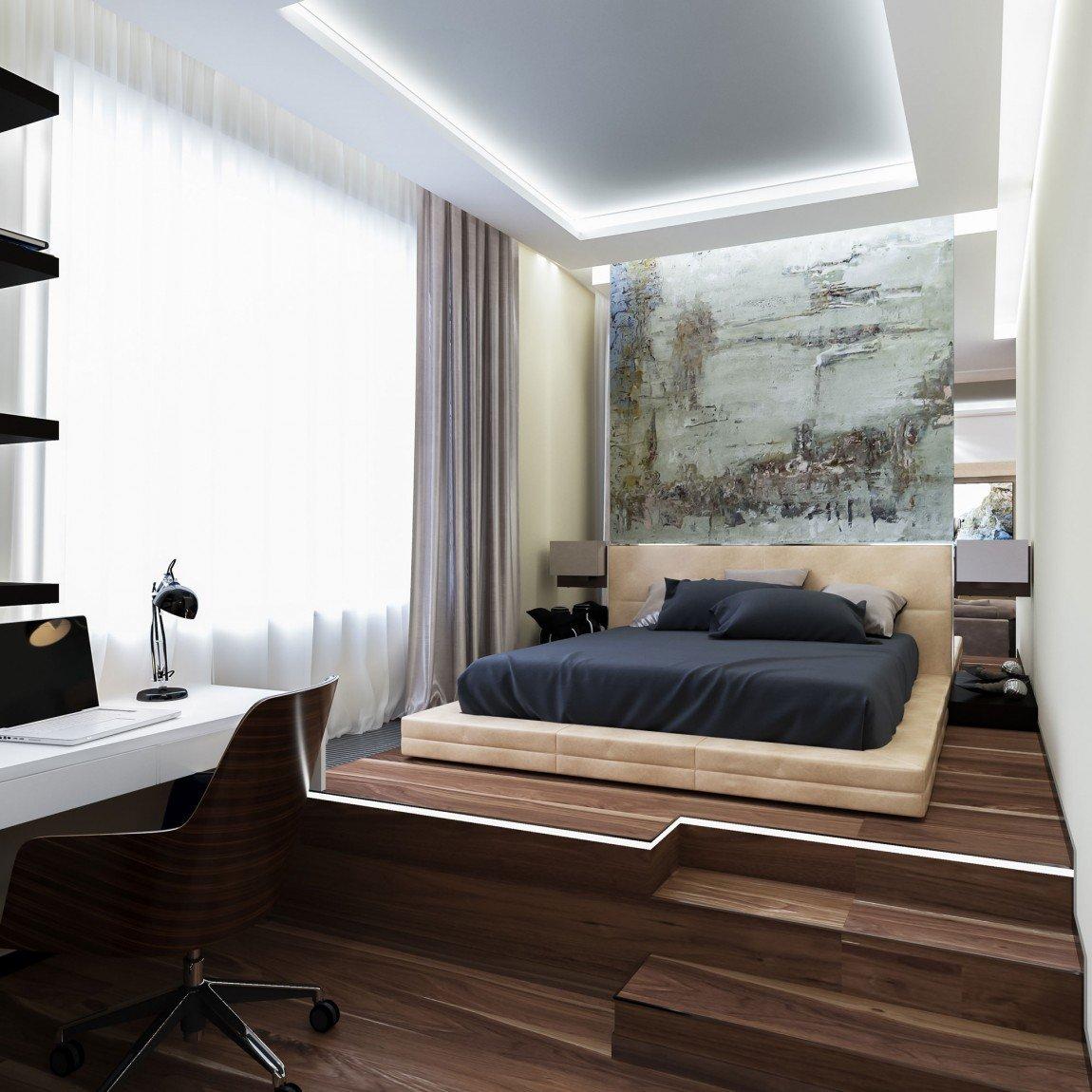 комната для юноши современная