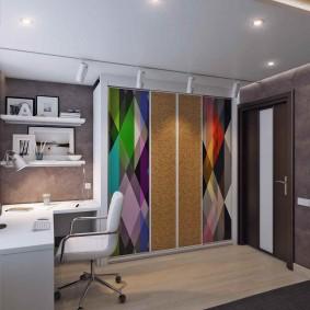комната площадью 12 кв м дизайн идеи