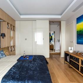 обустройство квадратной комнаты идеи декор