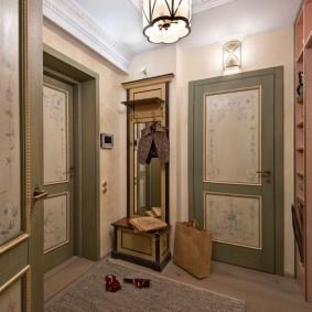 обустройство квадратной комнаты идеи декора