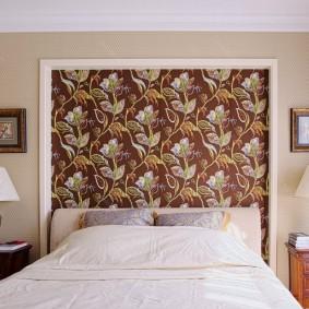 планировка спальни фото декора