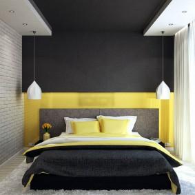 планировка спальни варианты