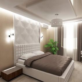 планировка спальни обзор