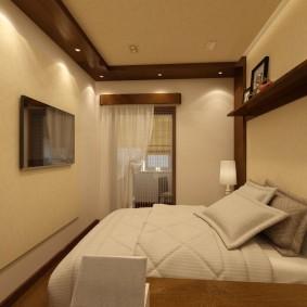 планировка спальни виды дизайна