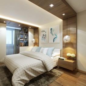 планировка спальни фото дизайна
