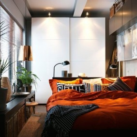 планировка спальни дизайн идеи