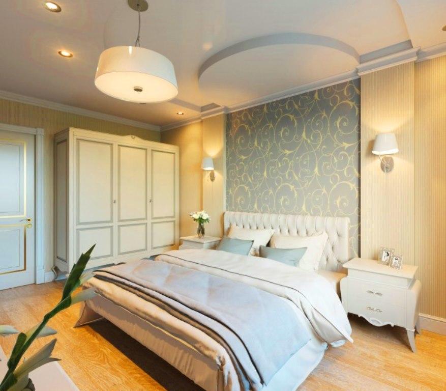 планировка спальни дизайн