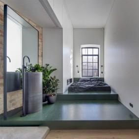 подиум в квартире виды оформления