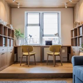подиум в квартире фото дизайн