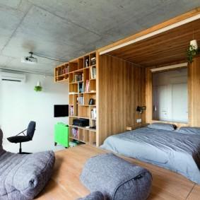 подиум в квартире фото идеи