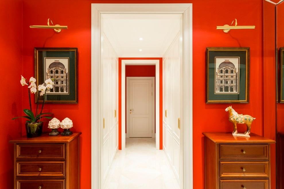 покраска стен в квартире алкидной краской