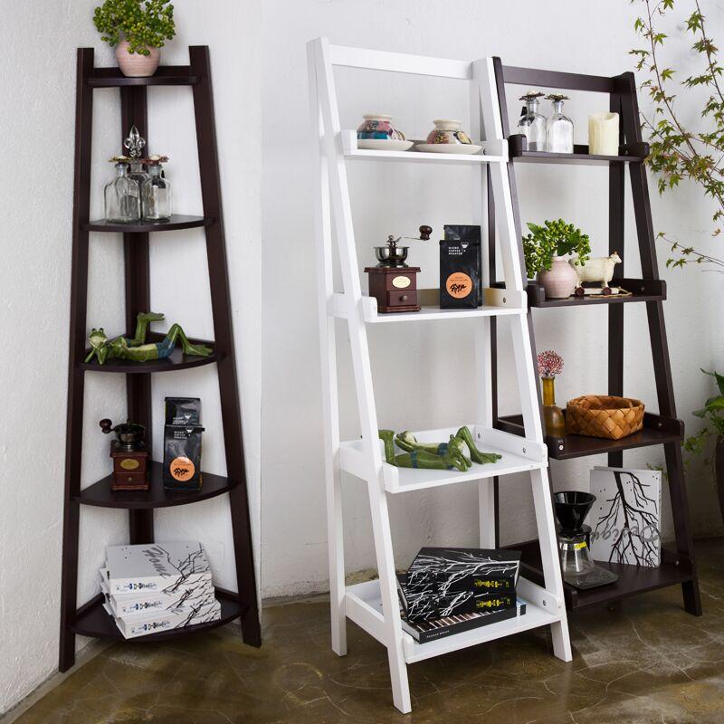 Полки-этажерки для спальной комнаты