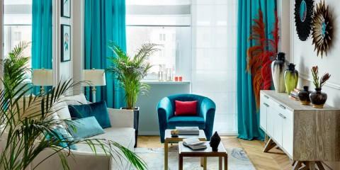расстановка мебели в гостиной фото идеи