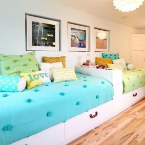 расстановка мебели в комнате интерьер
