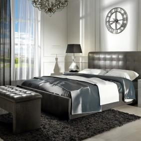 расстановка мебели в комнате интерьер фото