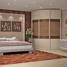 расстановка мебели в комнате идеи интерьера