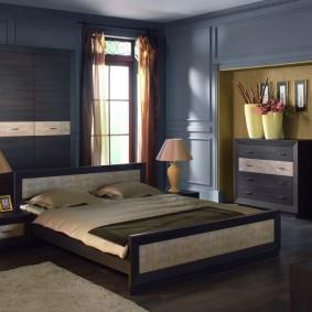 расстановка мебели в комнате фото оформление