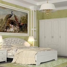 расстановка мебели в комнате фото видов