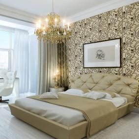 расстановка мебели в комнате идеи