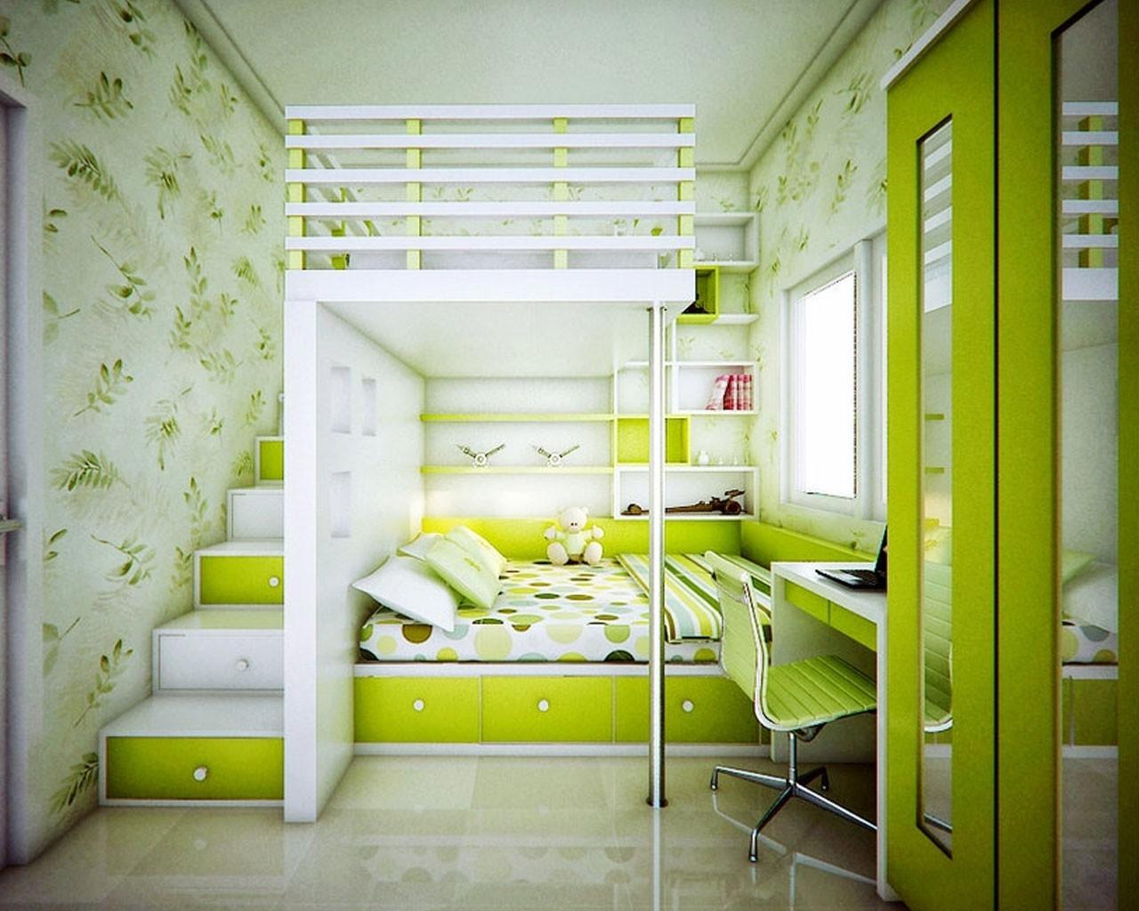детская и спальня в одной комнате идеи фото