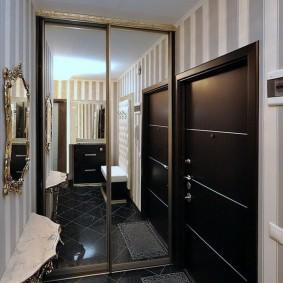 узкий коридор в квартире идеи интерьер