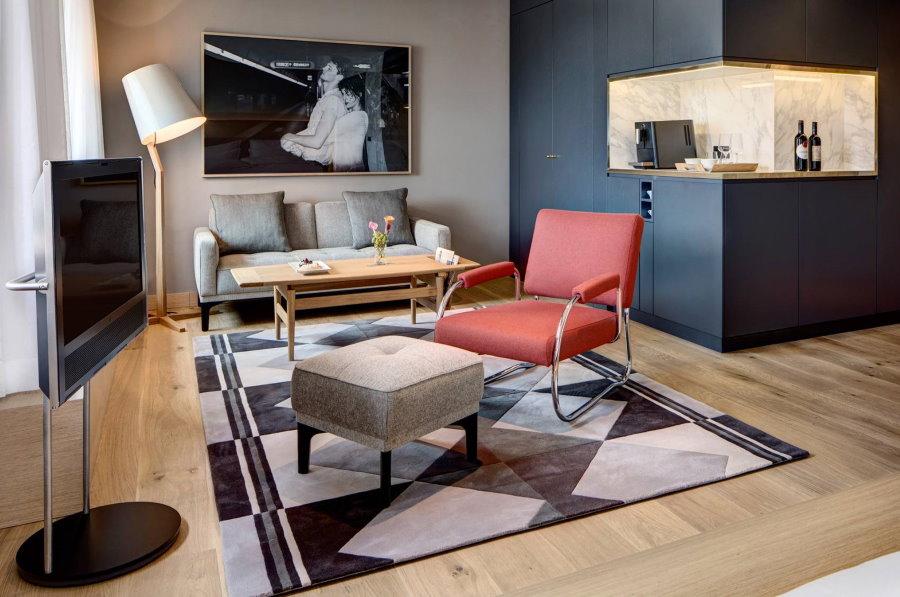 Декорирование интерьера гостевой комнаты в современном стиле