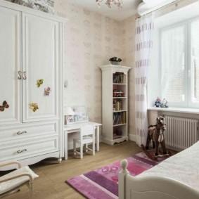 Комната для девочки школьного возраста