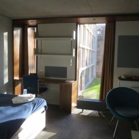 Маленькая комната для гостей в частном доме