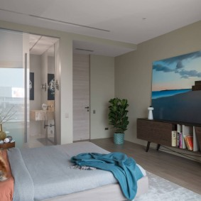 Декор спальни в ретро стиле