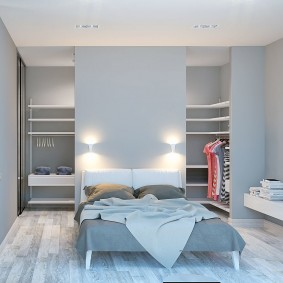 Дизайн спальной комнаты в современном стиле