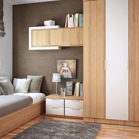 Корпусная мебель из ламинированной ДСП