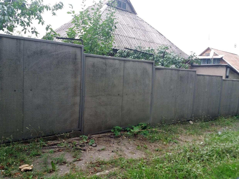 забор из шифера волнового фото ситуацию помогла