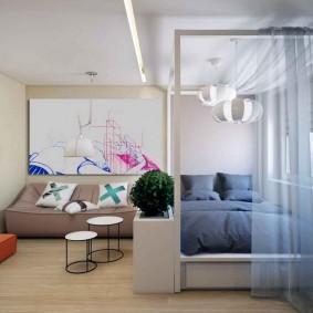 Дизайн уютной квартиры в современном стиле