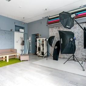 фотостудия в квартире