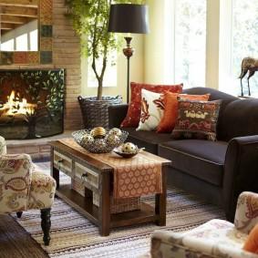 как сделать комнату уютной идеи декора
