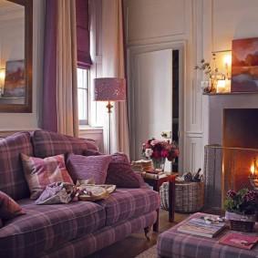 как сделать комнату уютной фото декор