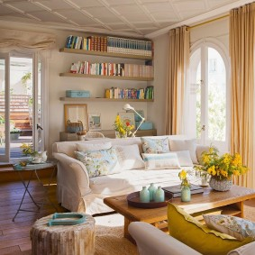 как сделать комнату уютной декор идеи