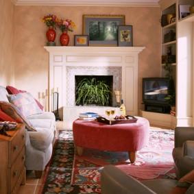 как сделать комнату уютной фото интерьер