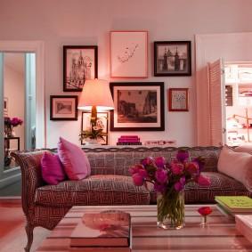 как сделать комнату уютной идеи интерьер