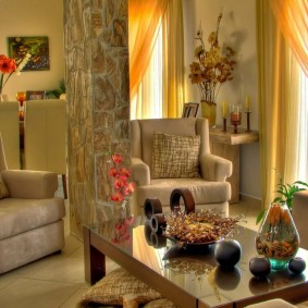 как сделать комнату уютной варианты декора