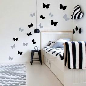 как украсить стену фото декор